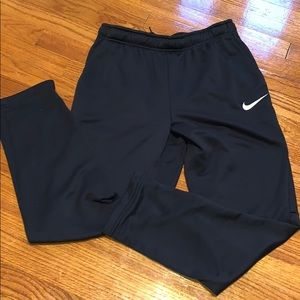 Nike Dri-Fit pants.